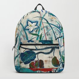 nature【Japanese painting】 Backpack