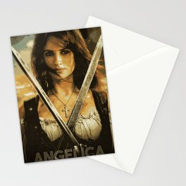 Angelica Stationery Cards