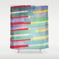 rave Shower Curtains featuring Rave by Isabelle Lafrance Photography