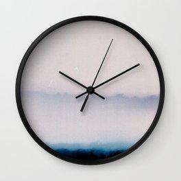 Film Burn Wall Clock
