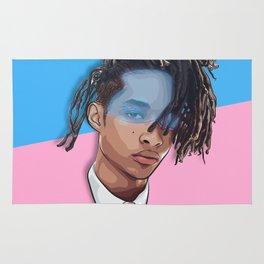 JADEN SMITH--ART III Rug