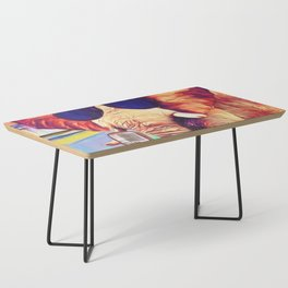 Trunk it Up Coffee Table