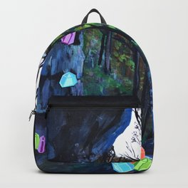 Crystal Cavern Backpack
