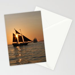 Sails and Sunsets Stationery Cards
