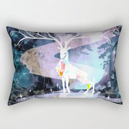 Forest Hart Rectangular Pillow