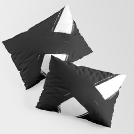 Minimalist Brush Art No. 2 Pillow Sham