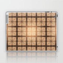 abstract feather pattern II Laptop & iPad Skin