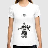 guns T-shirts featuring Holy Guns by MRCRMB