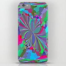 Re-Created ButterfliesII by Robert S. Lee Slim Case iPhone 6 Plus