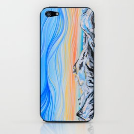 Panorama Ridge iPhone Skin