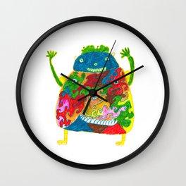 guy #1 Wall Clock