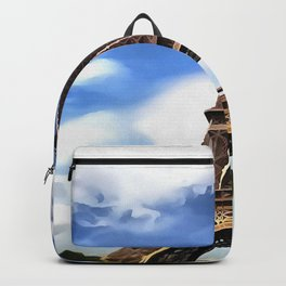Eiffel Backpack