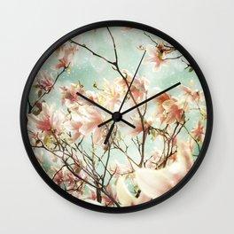 Dancing In the Breeze Wall Clock