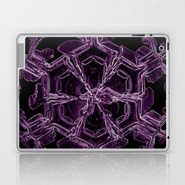 Water Turns Amethyst Laptop & iPad Skin