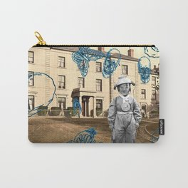 haunted child Carry-All Pouch