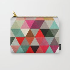 Geo Hex 03. Carry-All Pouch