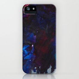 Spastic Memories iPhone Case