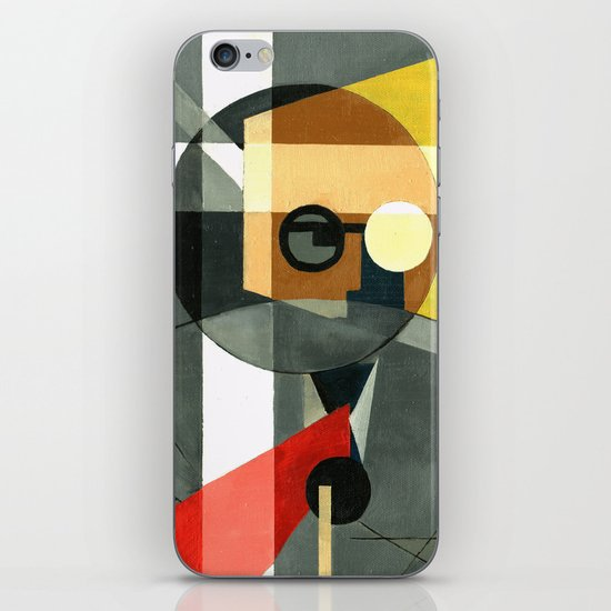 Rudolf Carnap iPhone Skin