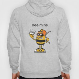 Bee Mine, Valentine Hoody