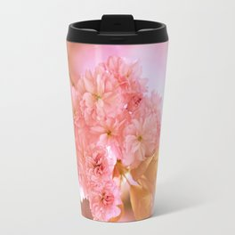 Sakura - Cherryblossom - Cherry blossom - Pink flowers 2 Travel Mug