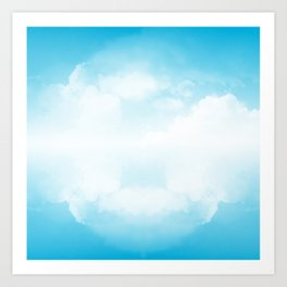 sky1 Art Print