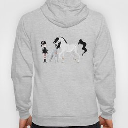 Dreamer and her Companions Hoody