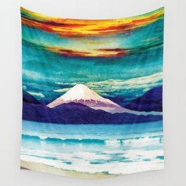 Living Rapture in Yeno Wall Tapestry