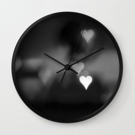A Heart for You Wall Clock
