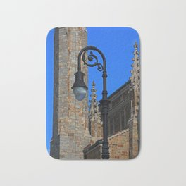 Old West End Our Lady Queen of the Most Holy Rosary Cathedral Light- vertical Bath Mat
