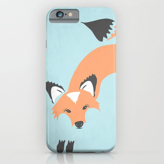Foxy Roxy iPhone & iPod Case