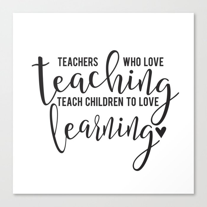 Love To Teach Teacher