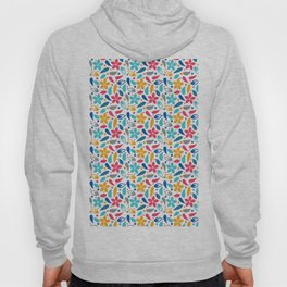 Colorful Lovely Pattern X Hoody