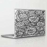 evil eye Laptop & iPad Skins featuring Evil Eye by Emily N3ver
