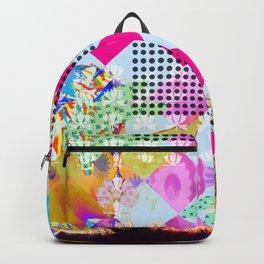 self-portrait Backpack