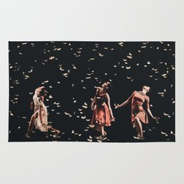Dancing finale Rug