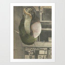 Villian  Art Print