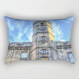 Edinburgh Castle Rectangular Pillow