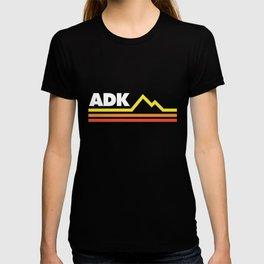 ADK Adirondacks Retro T-shirts T-shirt