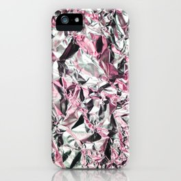 FOILED {PINK} iPhone Case