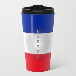 Tricolore Bistro Travel Mug