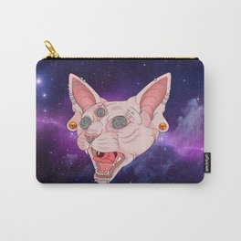 Cats in Space Carry-All Pouch