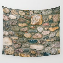 stone wall Wall Tapestry