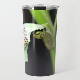 Monarch Caterpillar 1 Travel Mug