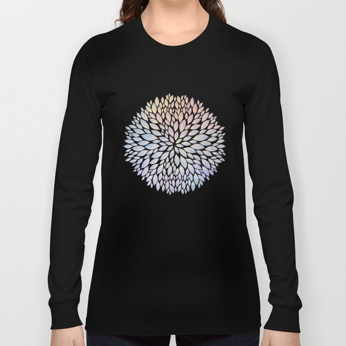 Petal Burst #17 Long Sleeve T-shirt