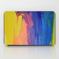 the strokes iPad Cases featuring Strokes by Tony Vazquez