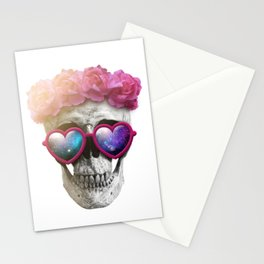 "Mortem in Gloria ""Yazz"" Stationery Cards"