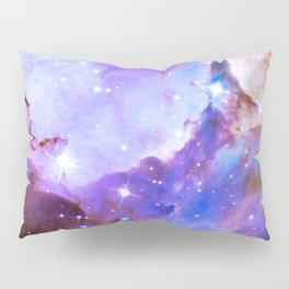 Intergalactic Stars Pillow Sham