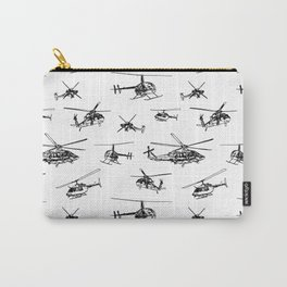 Helicopters Carry-All Pouch