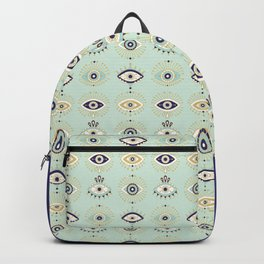 Evil Eye Collection Backpack