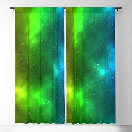 Rainbow Space Blackout Curtain
